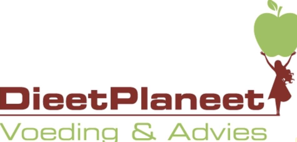 dieetplaneet en fysiotherapie middenweg logo