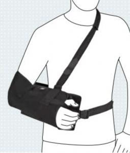gescheurde-schouderpees- immobilisatie-brace