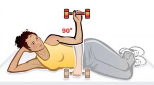slijmbeurs-schouder-oefening