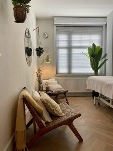 Let it flow massage en ademcoaching Amsterdam oost