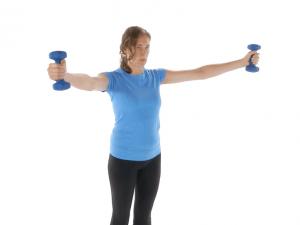 schouder oefeningen fysiotherapie Middenweg